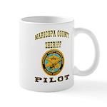 Maricopa County Sheriff Pilot Mug