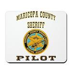 Maricopa County Sheriff Pilot Mousepad