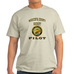 Maricopa County Sheriff Pilot Light T-Shirt