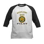 Maricopa County Sheriff Pilot Kids Baseball Jersey