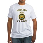 Maricopa County Sheriff Pilot Fitted T-Shirt