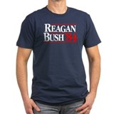Reagan Bush '84 Campaign T