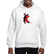 Dancers1 Hooded Sweatshirt