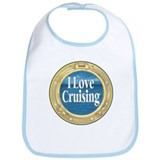 I Love Cruising Bib