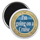 I'm going on a Cruise Magnet
