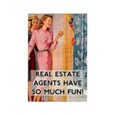 Realtors Fridge Magnet