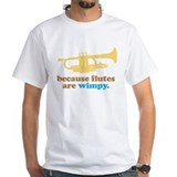 Funny Band Trumpet Quote Shirt