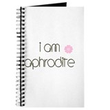 i am aphrodite Notebook