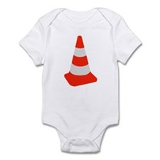 Traffic cone Infant Bodysuit