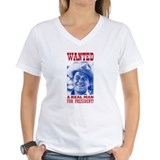 WANTED: Real Man for Prez Shirt
