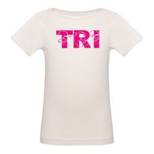 tri = triathlete Tee