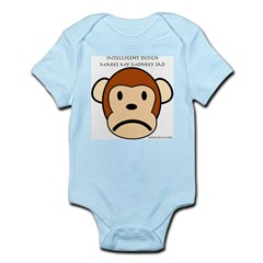 Intelligent Design Makes My Monkey Sad... Infant C