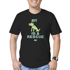 My Dog Is a Rescue T