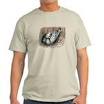 Nesting Pigeons Light T-Shirt