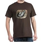Nesting Pigeons Dark T-Shirt
