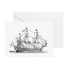 Cute Merchant marine Greeting Cards (Pk of 20)