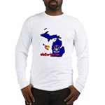 ILY Michigan Long Sleeve T-Shirt