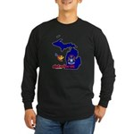 ILY Michigan Long Sleeve Dark T-Shirt