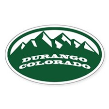 Durango Colorado Decal
