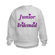 Junior Bridesmaid Simply Love Sweatshirt