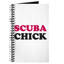 scuba chick Journal