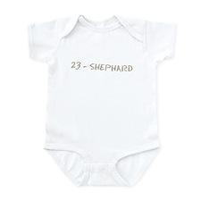 23 - Shephard Infant Bodysuit