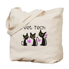 Vet Technician Tote Bag