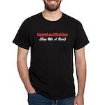 Support Local Musicians Dark T-Shirt