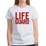 Life Guard (red) Women's T-Shirt