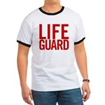 Life Guard (red) Ringer T