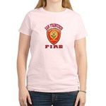 San Francisco Fire Department Women's Light T-Shir