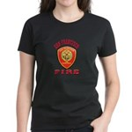 San Francisco Fire Department Women's Dark T-Shirt