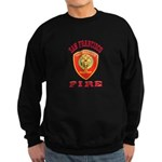 San Francisco Fire Department Sweatshirt (dark)