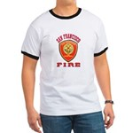 San Francisco Fire Department Ringer T