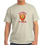 San Francisco Fire Department Light T-Shirt