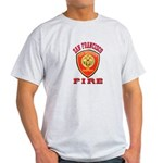 San Francisco Fire Department Light T-Shirt