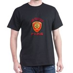 San Francisco Fire Department Dark T-Shirt