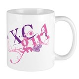 Cross Country Girl Coffee Mug