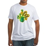 Butterfly Fitted T-Shirt