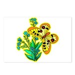 Butterfly Postcards (Package of 8)