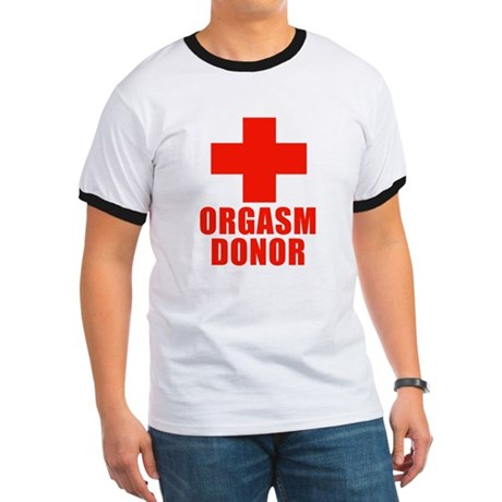 Orgasm Donor Ringer T