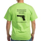 First Rule of Gunfighting - T-Shirt