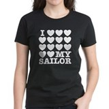 I Love My Sailor Tee