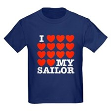I Love My Sailor T