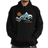 Ski Lake Tahoe Hoody