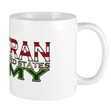 US Army Military Veteran Mug