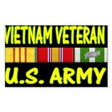 VIETNAM U.S. ARMY Decal