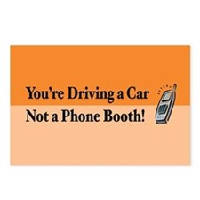 Not a Phone Booth Postcards (Package of 8)