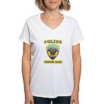 Youngtown Arizona Police Women's V-Neck T-Shirt