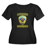 Youngtown Arizona Police Women's Plus Size Scoop N